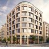 Platinia Elite Residence birouri la Etaj 3,5